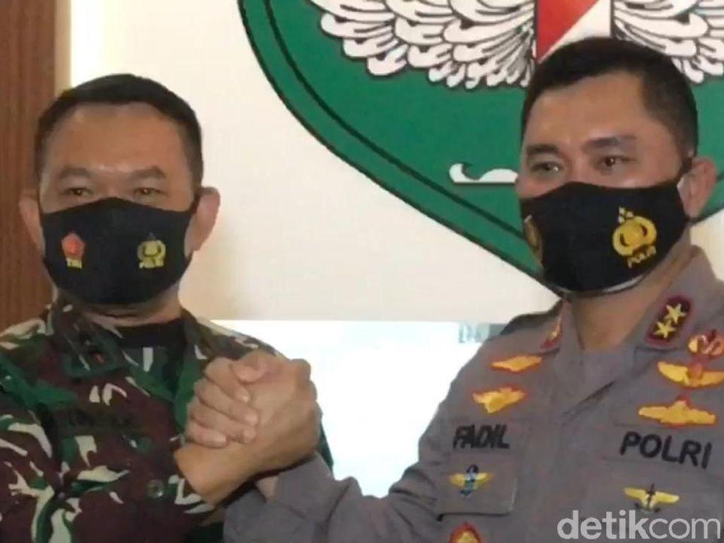 Safari Kapolda Metro Fadil Imran dari Pangdam ke Anies Baswedan