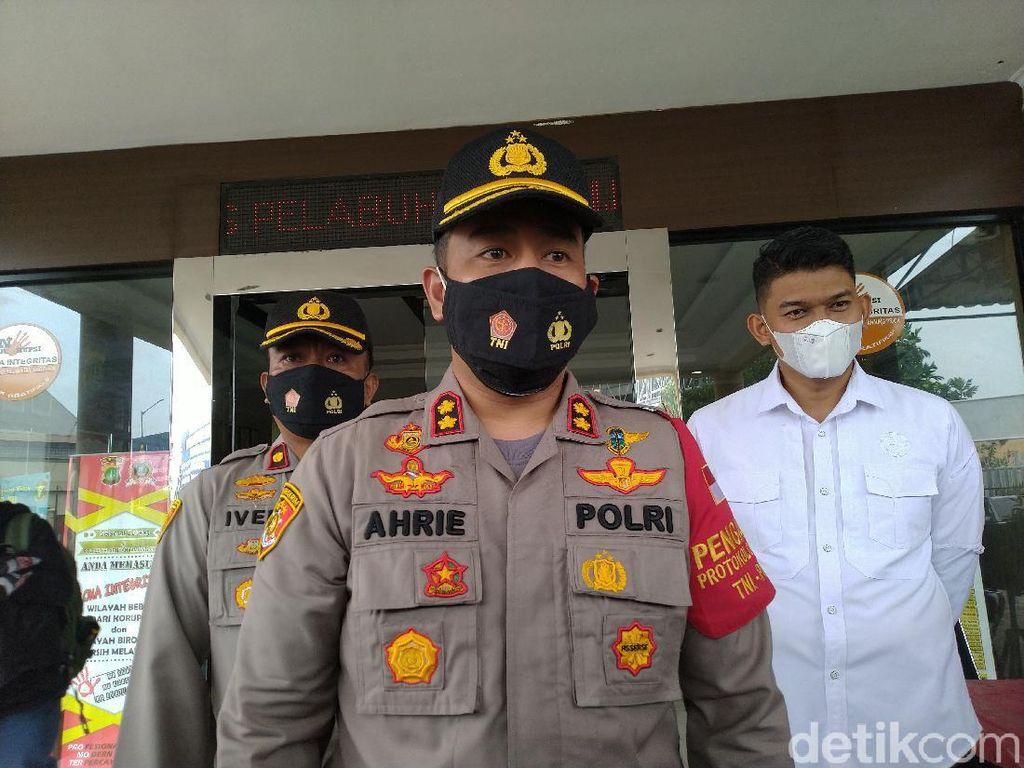 Pria yang Bersama Millen Cyrus Saat Ditangkap Polisi di Hotel Negatif Sabu
