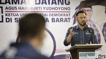 AHY Ajak Warga Dukung Mulyadi-Ali Mukhni, Sebut Sumbar Barometer Politik