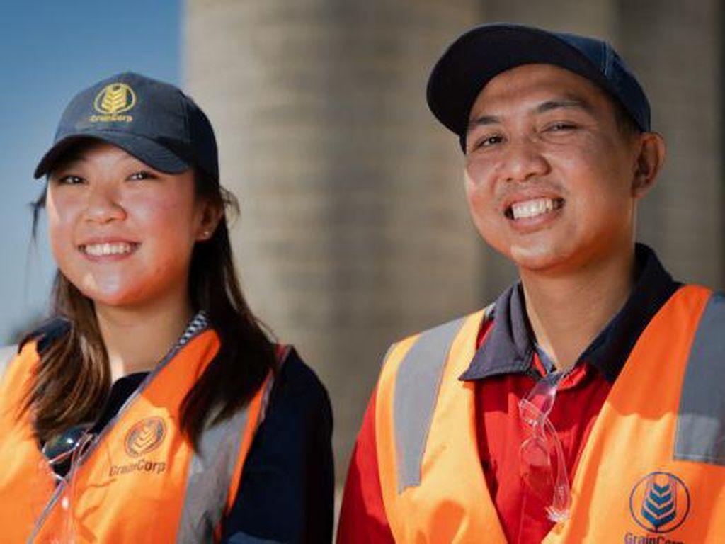 Kisah Anak Muda Indonesia Bertahan di Australia Sebagai Pekerja Gandum