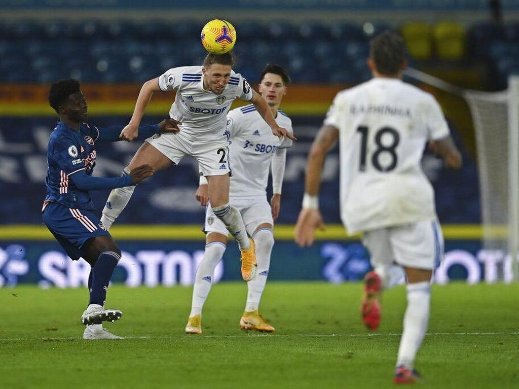 Leeds Vs Arsenal Selesai Tanpa Gol