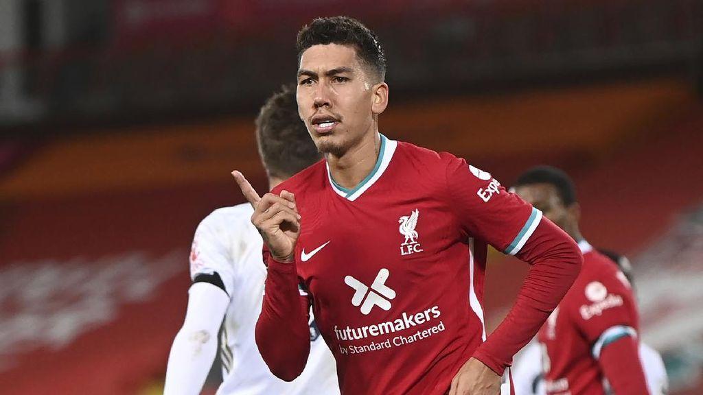 Potret Liverpool Libas Leicester Tiga Gol Tanpa Balas