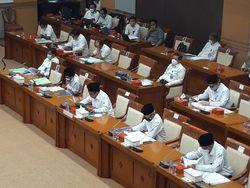 Komisi VIII DPR Rapat Bareng Menag Bahas Alokasi Dana Haji 2020 yang Batal
