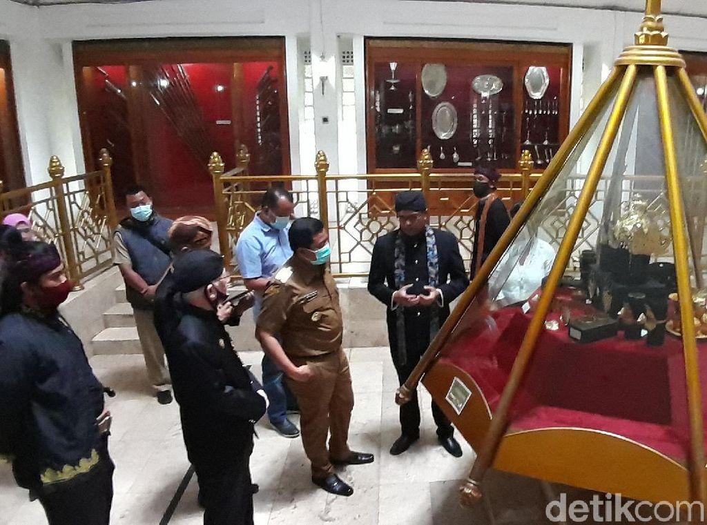 Museum Kerajaan Sumedang Larang Bakal Ditata Menjadi Berkelas Dunia