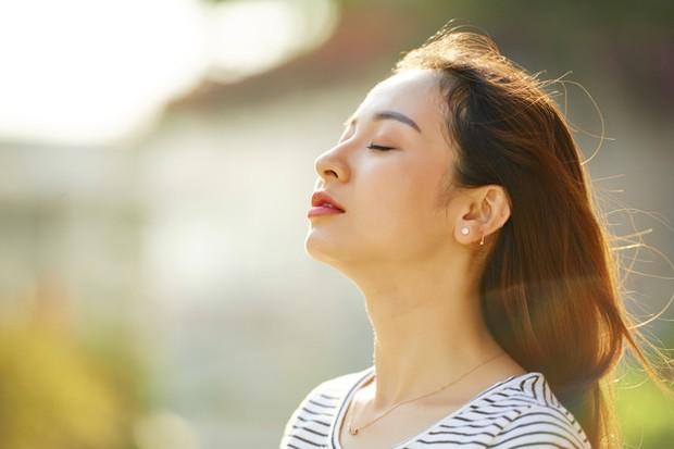 Pernapasan merupakan teknik nomor satu dan paling efektif untuk mengurangi kemarahan dan kecemasan dengan cepat