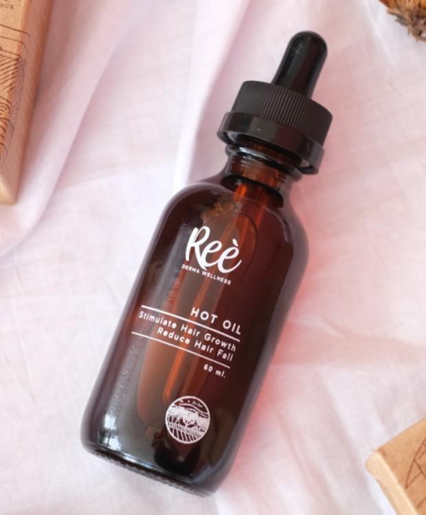 Ree Derma Hot Oil
