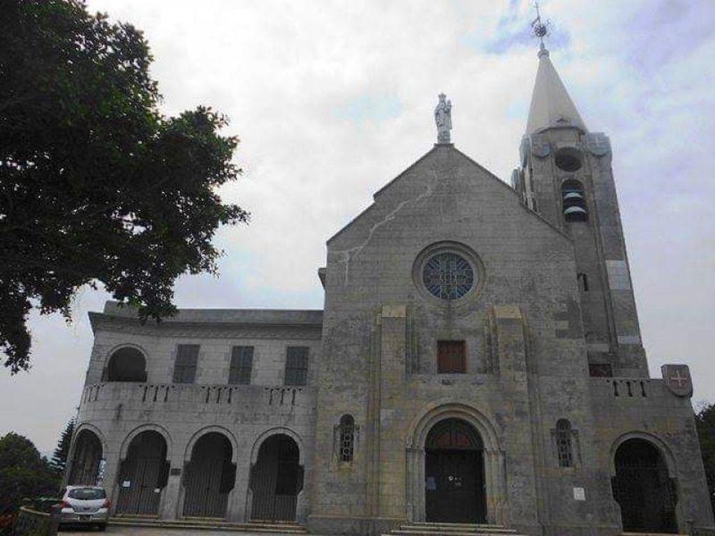 Kapel Legendaris di Makau, Usianya Hampir 4 Abad