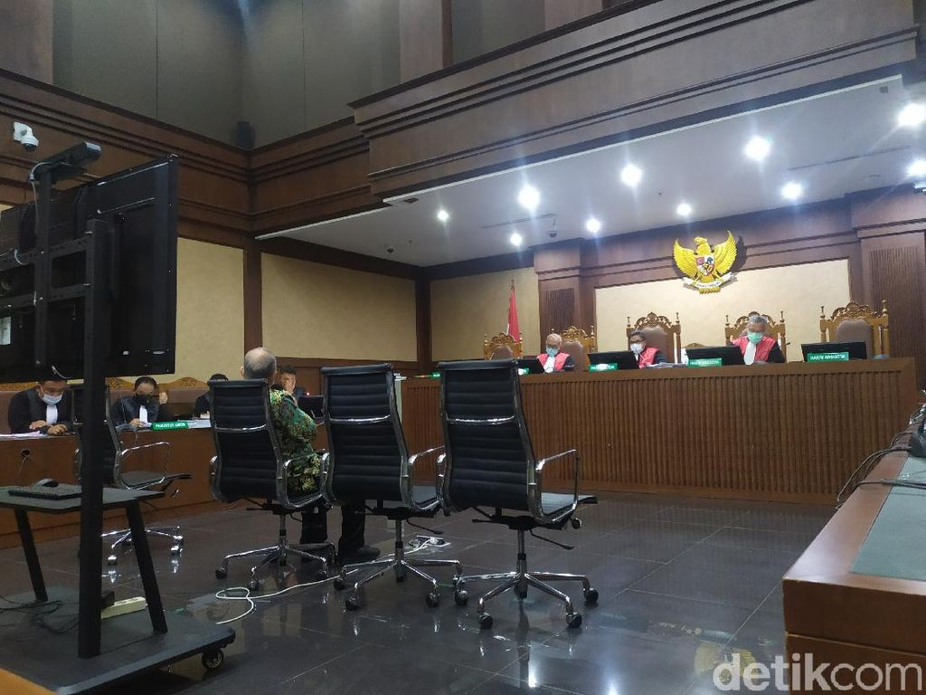 Eks Kadiv Humas Polri Jadi Saksi Lagi di Sidang Kasus Suap Djoko Tjandra