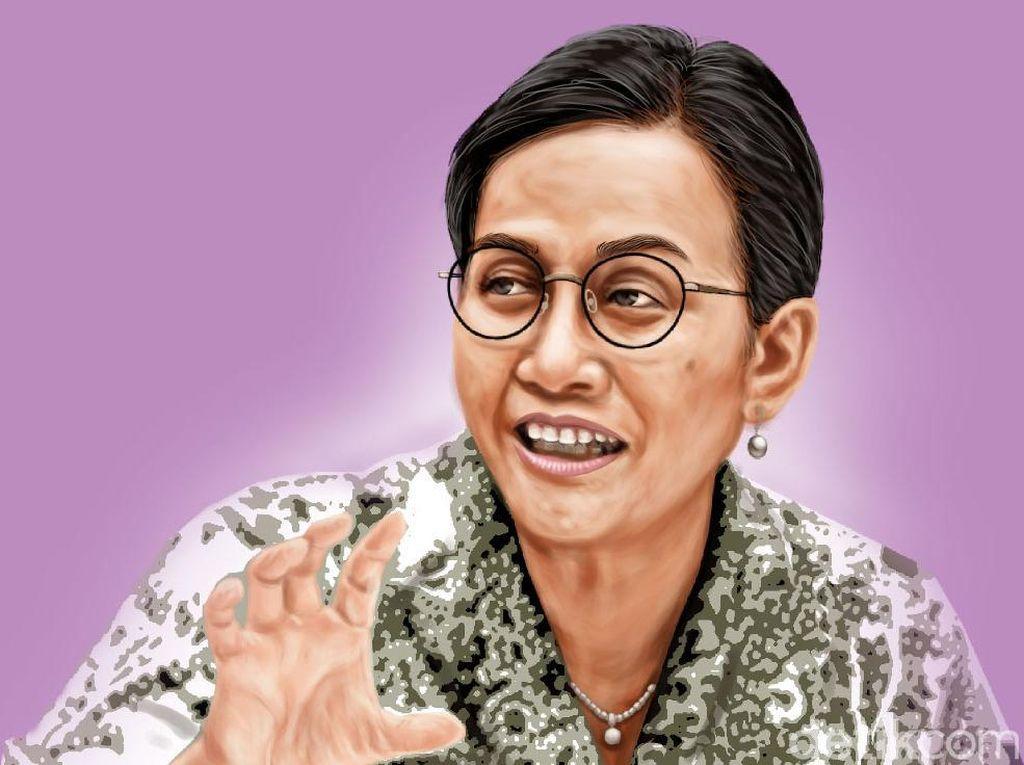 Biar Proyek Nggak Mangkrak, Sri Mulyani Jamin PSN Bebas Risiko Politik