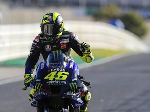 Musim Terburuk dalam Karier Valentino Rossi