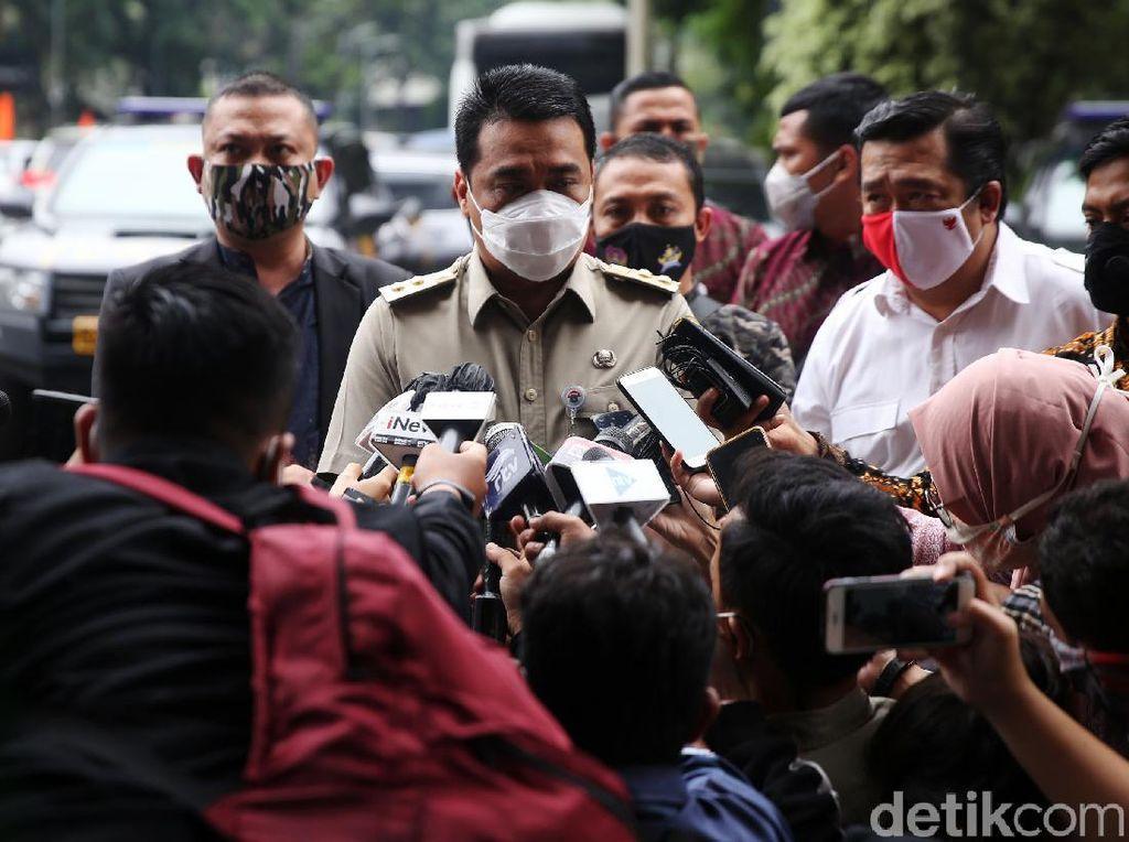 Ada Warga Petamburan Tolak Rapid, Wagub DKI: Ada Dendanya