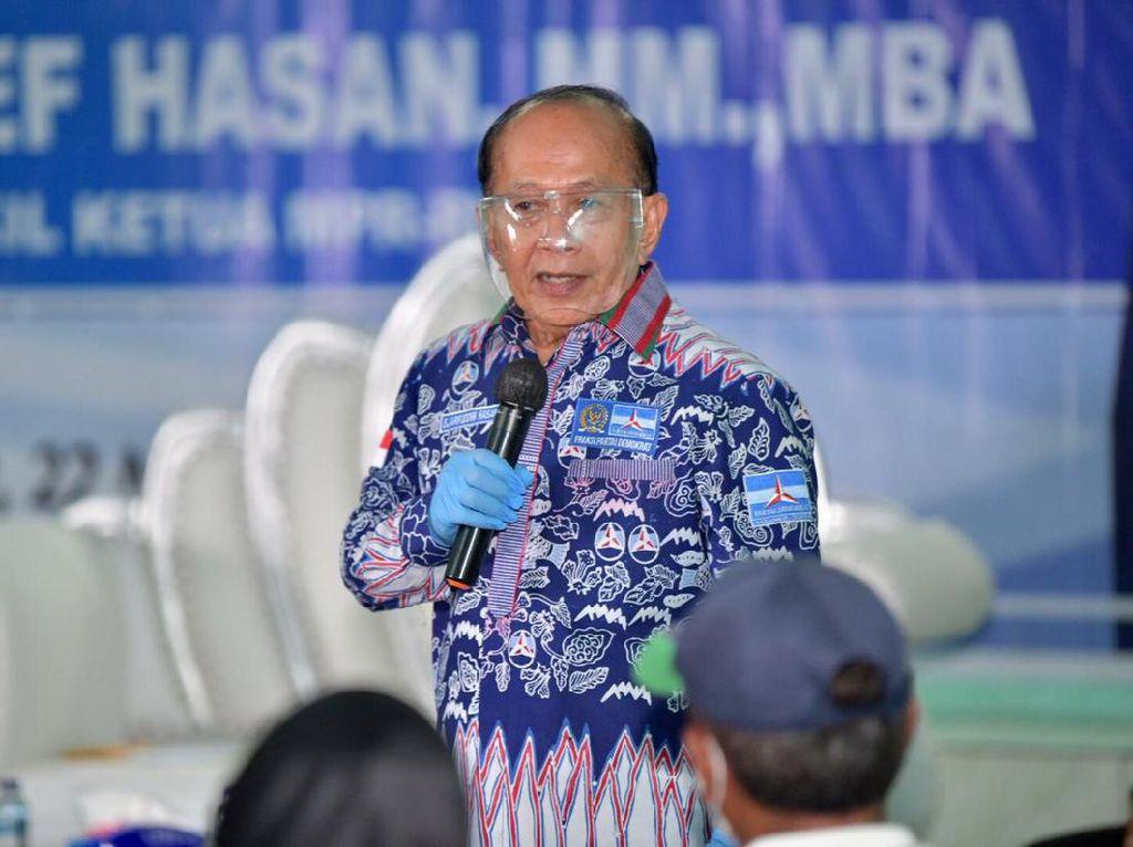 KRI Nanggala Hilang Kontak, Waket MPR Sebut Lampu Merah Alutsista TNI