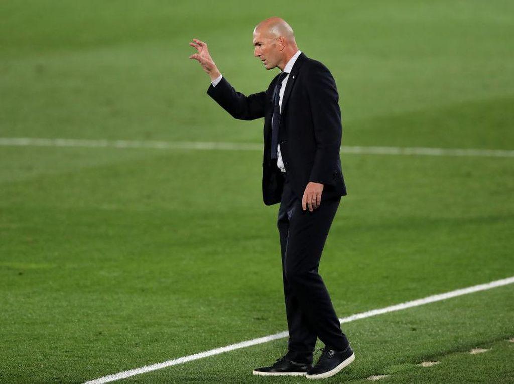 Zinedine Zidane Marah!