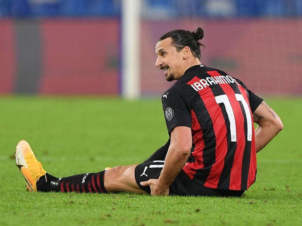 Tanpa Zlatan Ibrahimovic, AC Milan Kurang Menggigit