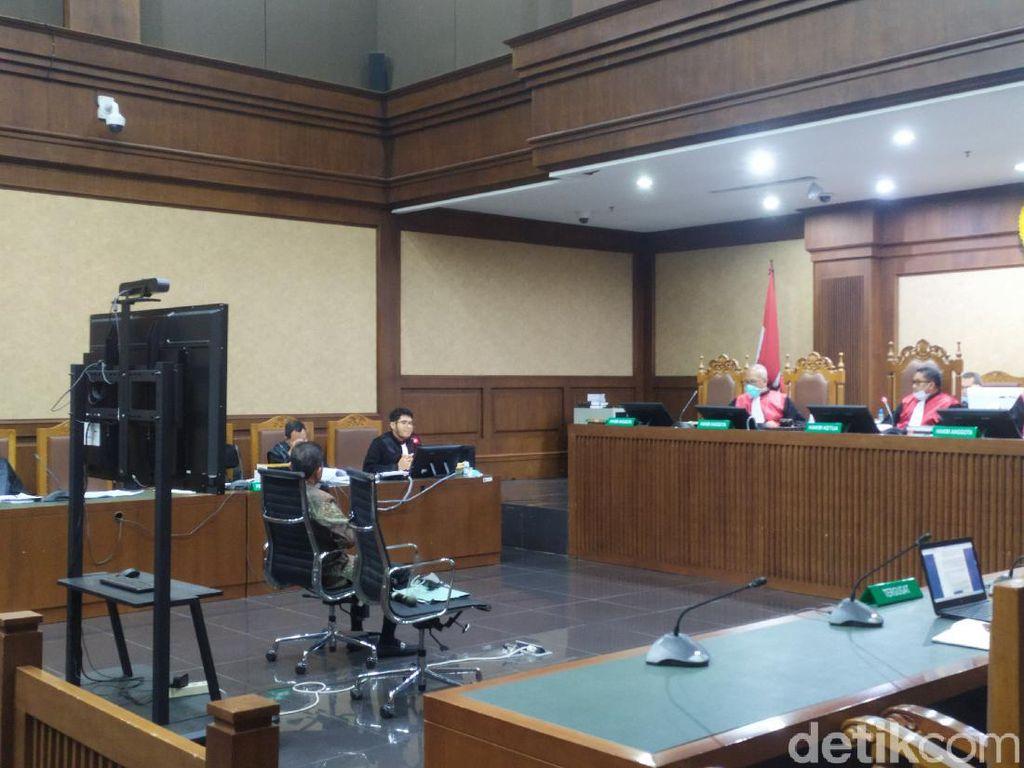 Jaksa Cecar Eks Ses NCB Interpol soal Surat Istri Djoko Tjandra