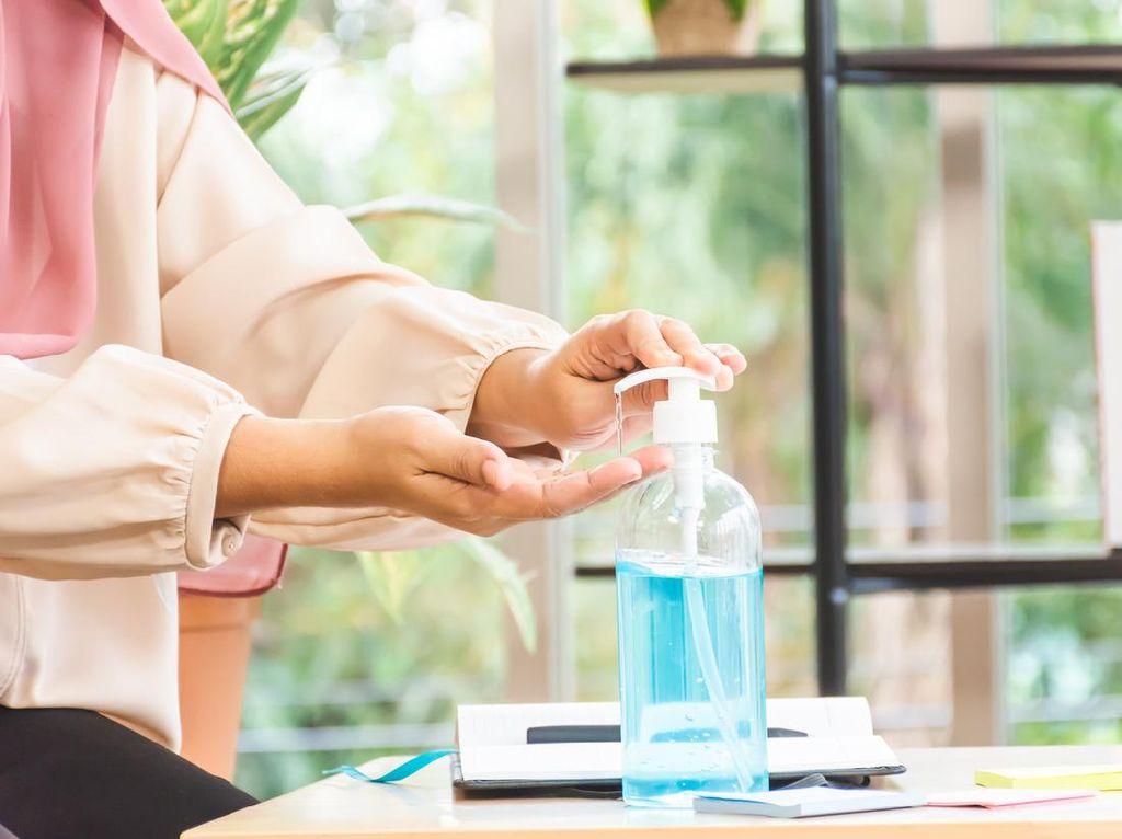 Mengintip Geliat Bisnis Hand Sanitizer di Tengah Pandemi