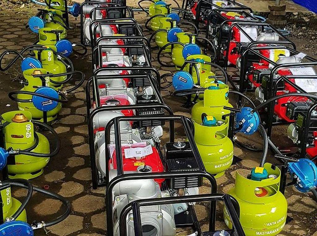 223 Unit Konverter Kit Dibagikan untuk Petani Banyumas