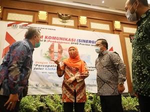 Progres Pembangunan Jalur Lingkar Selatan di Jatim Capai 56,73%
