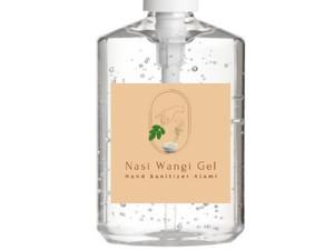 Mahasiswa Unair Sulap Nasi Basi Jadi Hand Sanitizer