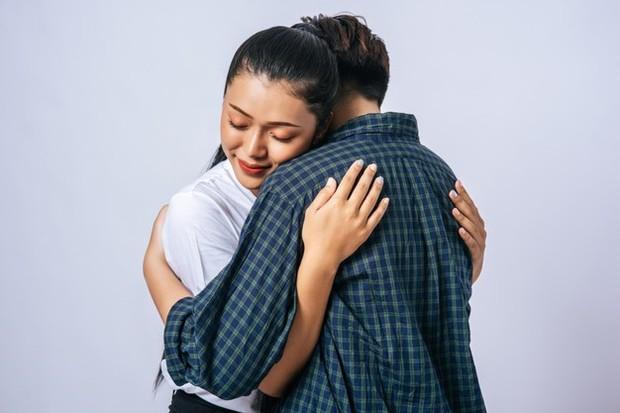 Manfaat sebuah pelukan