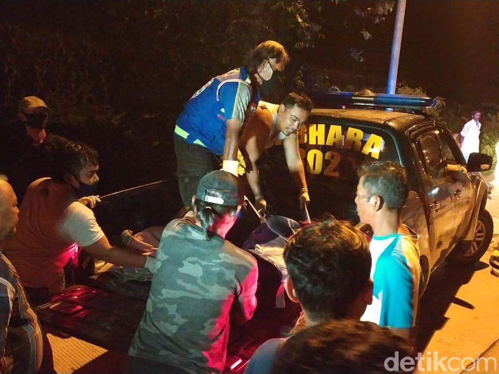 Dua Motor Adu Banteng di Mojokerto, Pasutri dan Seorang Biker Tewas