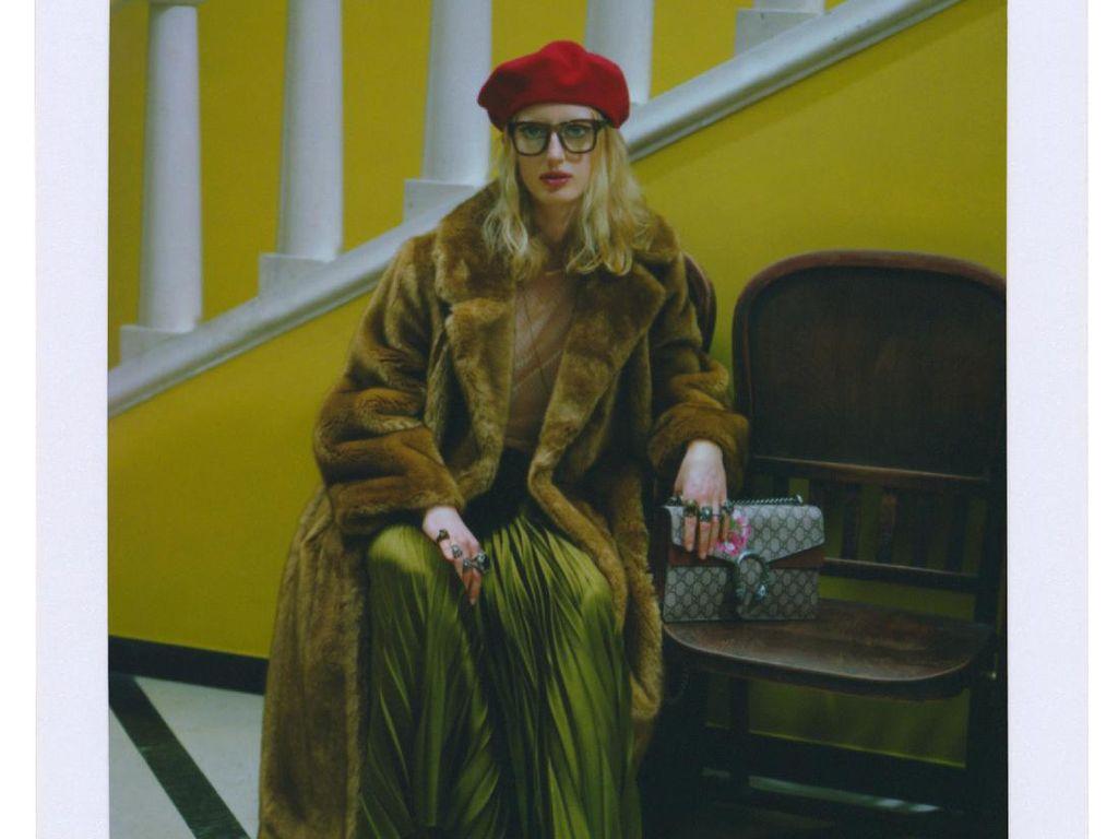 10 Koleksi Busana Terbaru Gucci untuk Musim Semi 2021