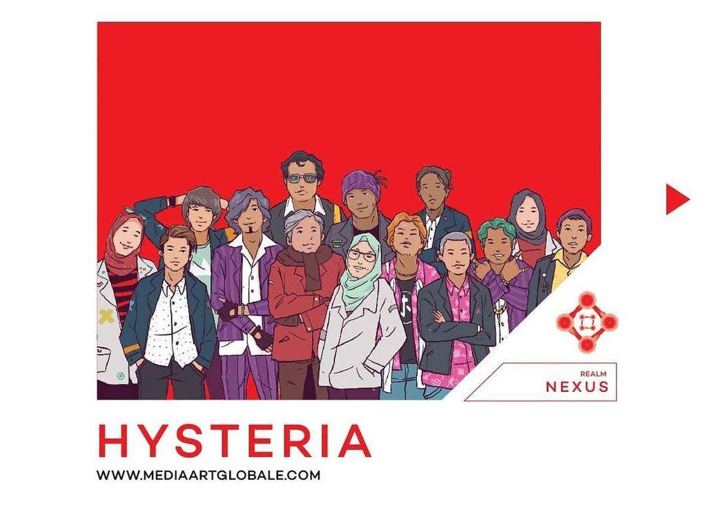 Hysteria, Laboratorium Tempat Para Seniman Semarang Eksis