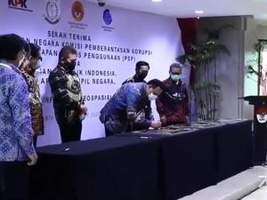 KPK Bagi-bagi Aset Rampasan Koruptor ke Kejagung dan KASN