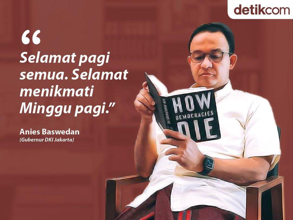 Perkara Baca Buku dan Pencitraan Intelektual