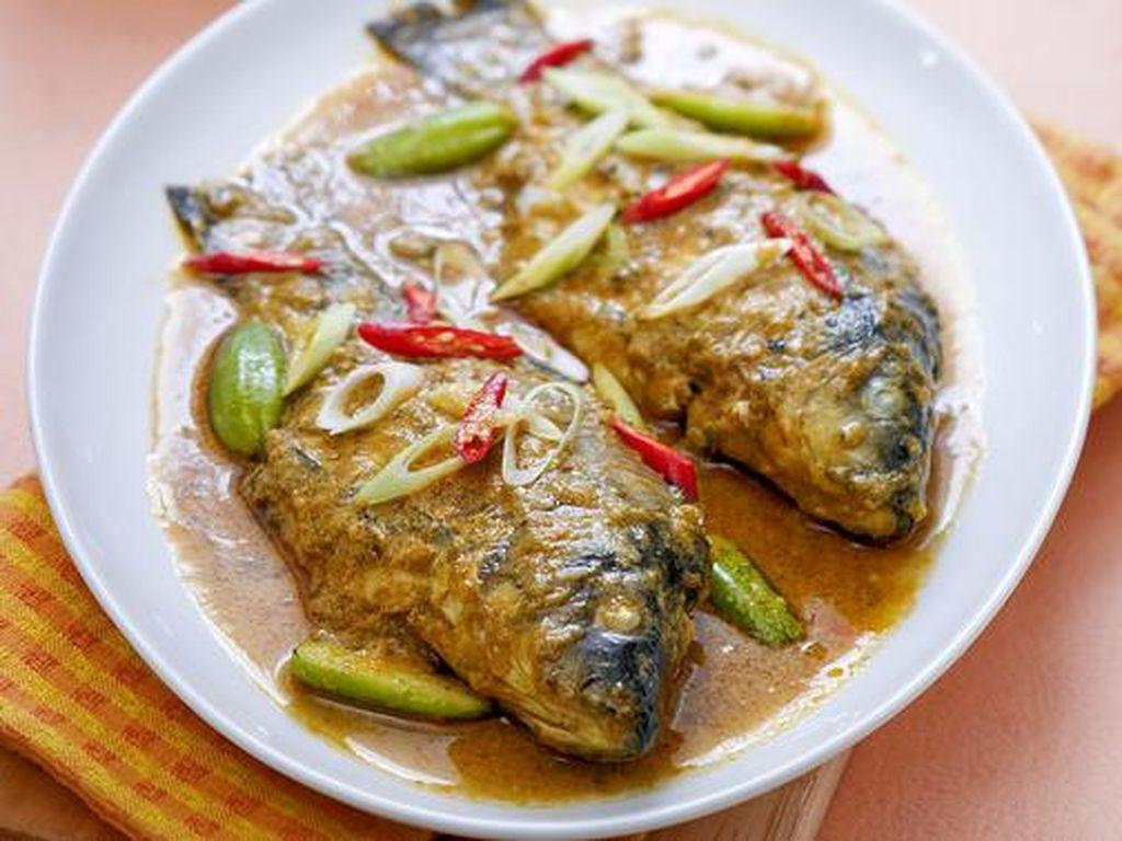 5 Racikan Gulai Khas Nasi Kapau, Ada Ikan Mas Bertelur hingga Babek