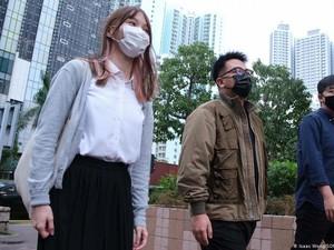 Mengaku Bersalah di Pengadilan, Aktivis Hong Kong Joshua Wong Masuk Penjara