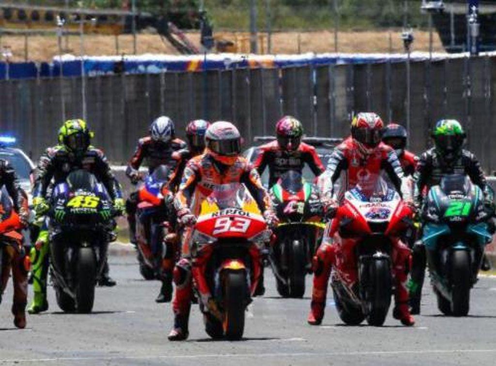 Sudah Diumumkan, Ini Daftar Lengkap Pebalap MotoGP 2021