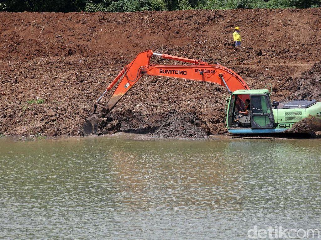 Pemprov DKI Siapkan 4 Waduk untuk Cegah Banjir, Bagaimana Progresnya?