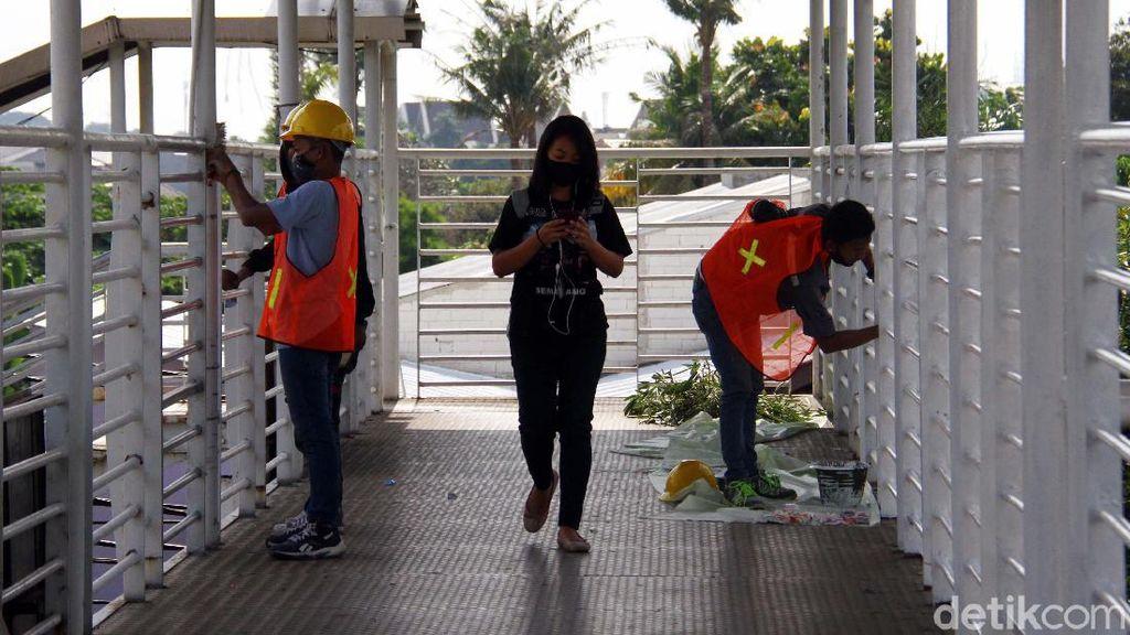 Perawatan JPO di Jakarta Selatan