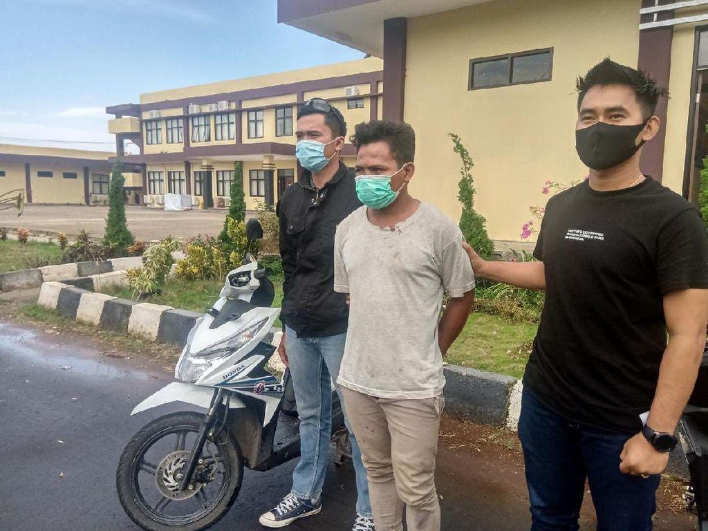 Tim Puma Polres Lombok Utara Bekuk Pemuda Pelaku Curanmor