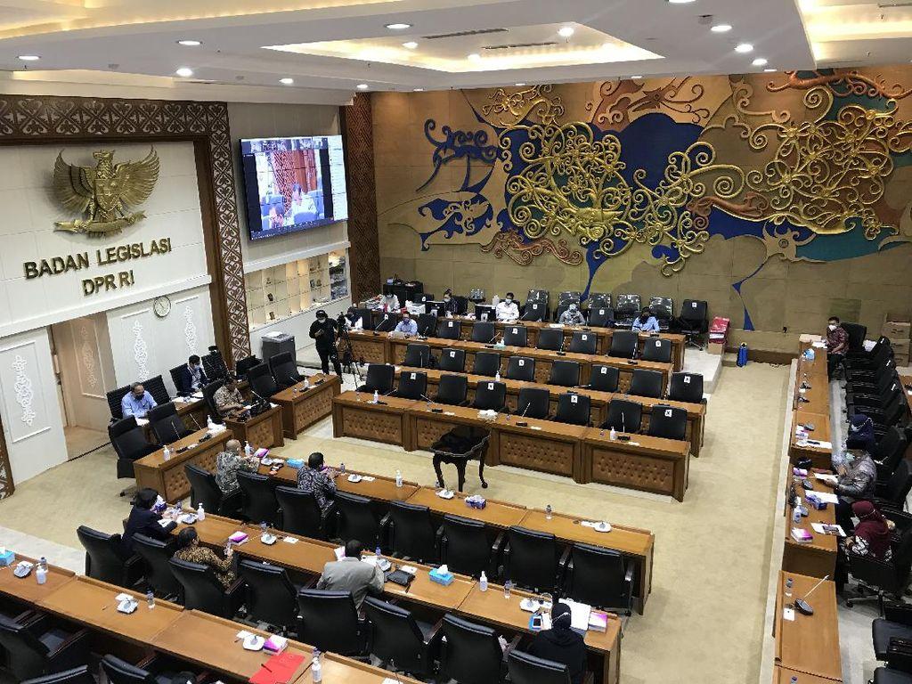 5 Fraksi di DPR Tolak Kelanjutan RUU Ketahanan Keluarga