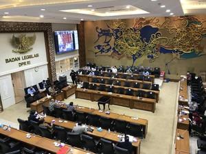 PDIP Menerima, PPP dan 7 Fraksi Tolak RUU HIP Masuk Prolegnas 2021