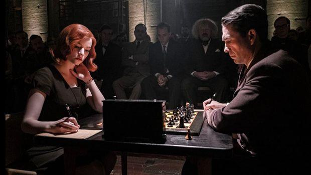 Serial The Queen's Gambit.