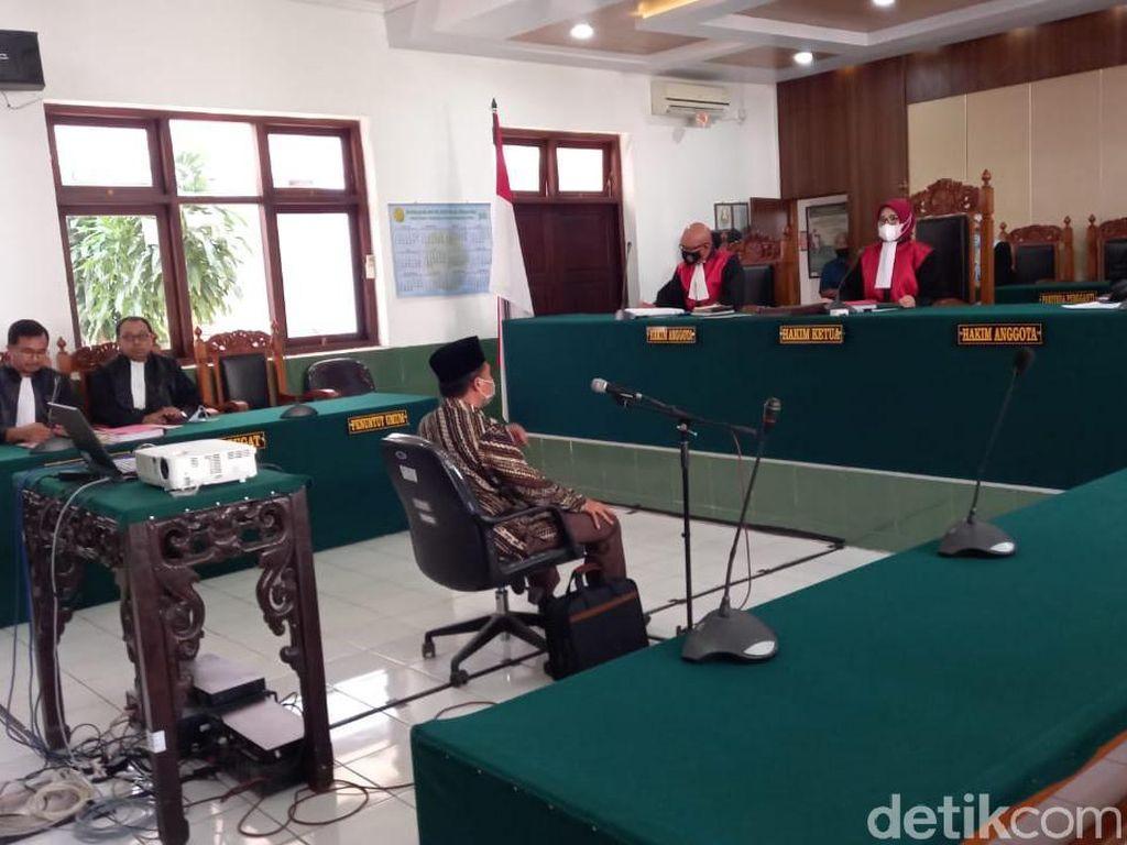 Sidang Kasus Dangdutan, Jaksa Minta Hakim Tolak Eksepsi Waket DPRD Tegal