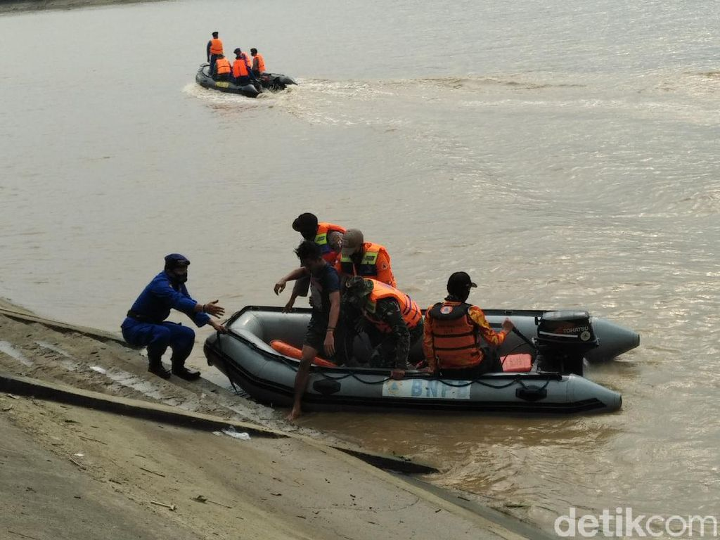 9 Kecamatan di Lamongan Terancam Banjir Luapan Sungai Bengawan Solo