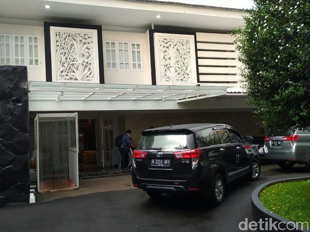 Dari KKP, Tim KPK Meluncur ke Rumah Dinas Menteri Edhy Prabowo