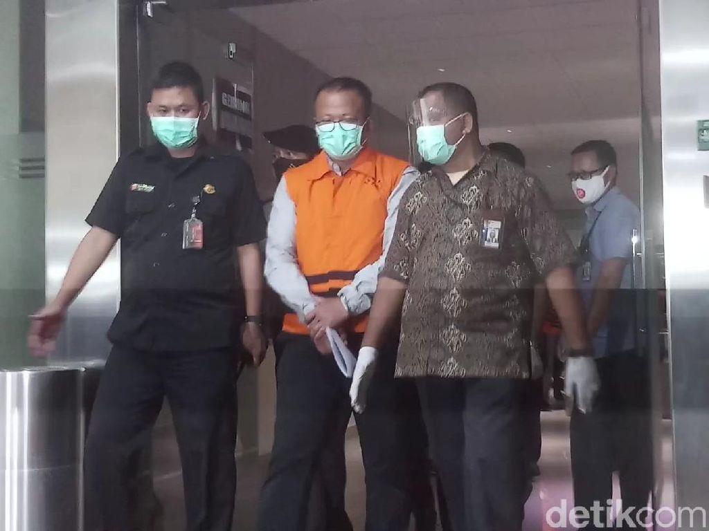KPK Tetapkan Menteri KKP Edhy Prabowo Tersangka Suap Ekspor Benih Lobster