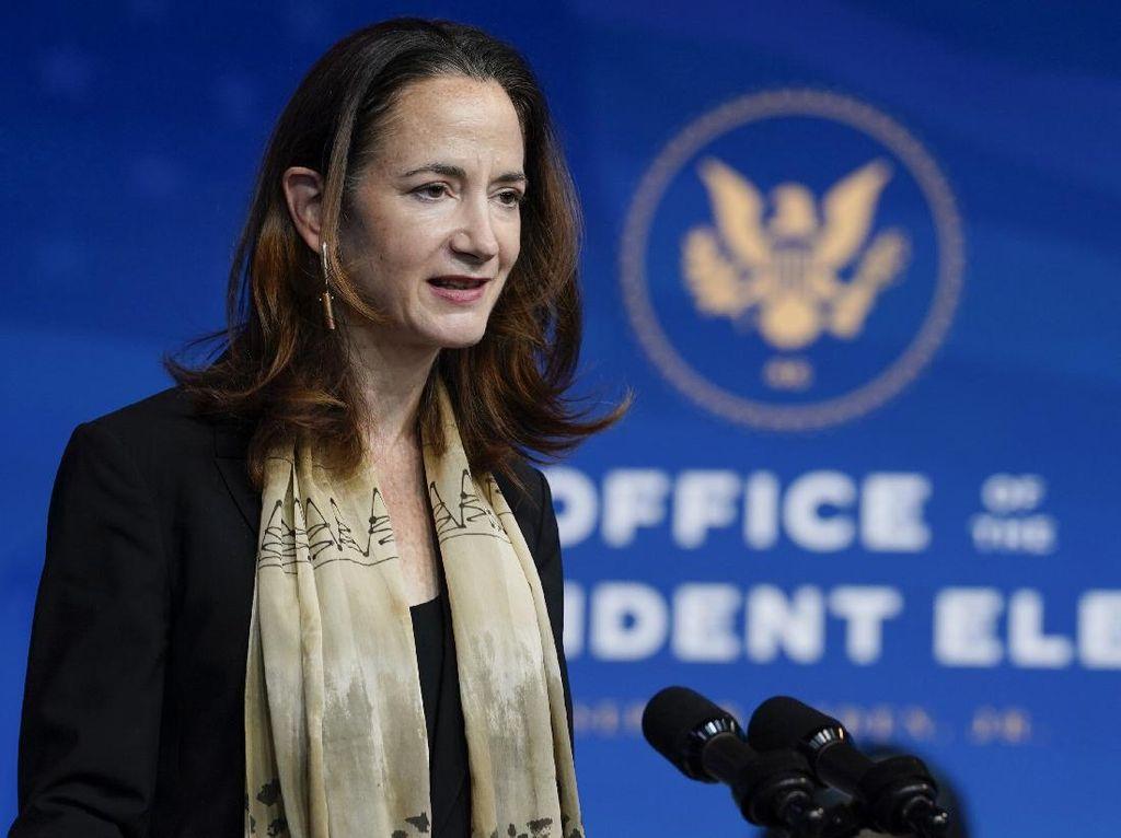 Avril Haines, Perempuan 51 Tahun Sah Jadi Direktur Intelijen AS