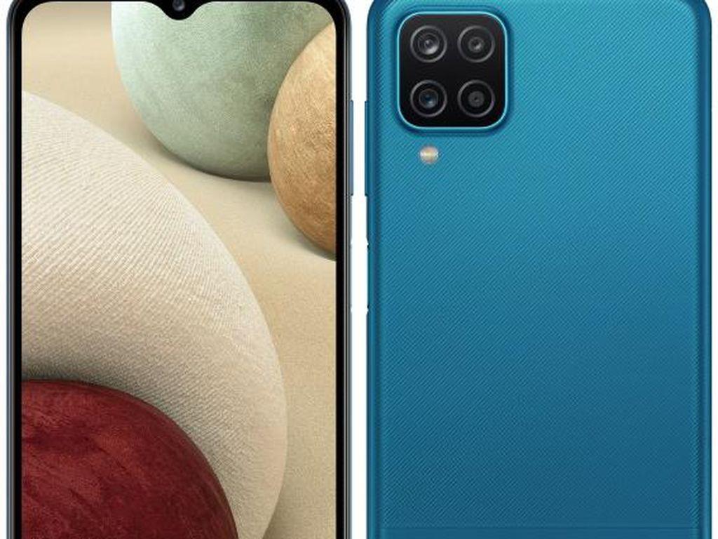 Spesifikasi dan Harga Galaxy A12 & Galaxy A02s yang Diluncurkan