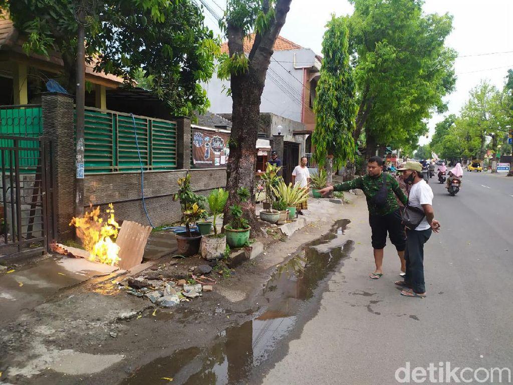 Pipa Gas Bocor Hingga Semburkan Api, Ini Penjelasan PGN
