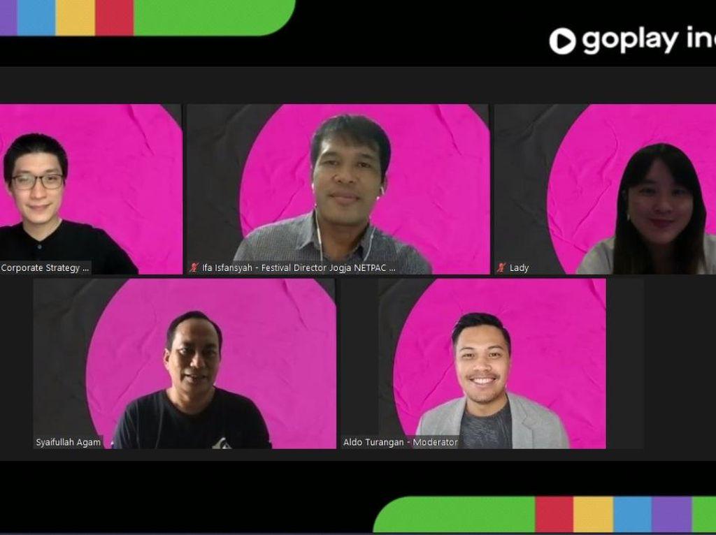 Nonton Film Indie di GoPlay