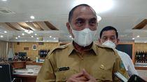 Kelakar Gubsu Tepis Isu Incar Ketua PD Sumut: Nanti Saya Buat Partai Sendiri