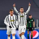 Juventus Vs Ferencvaros Imbang 1-1 di Babak Pertama
