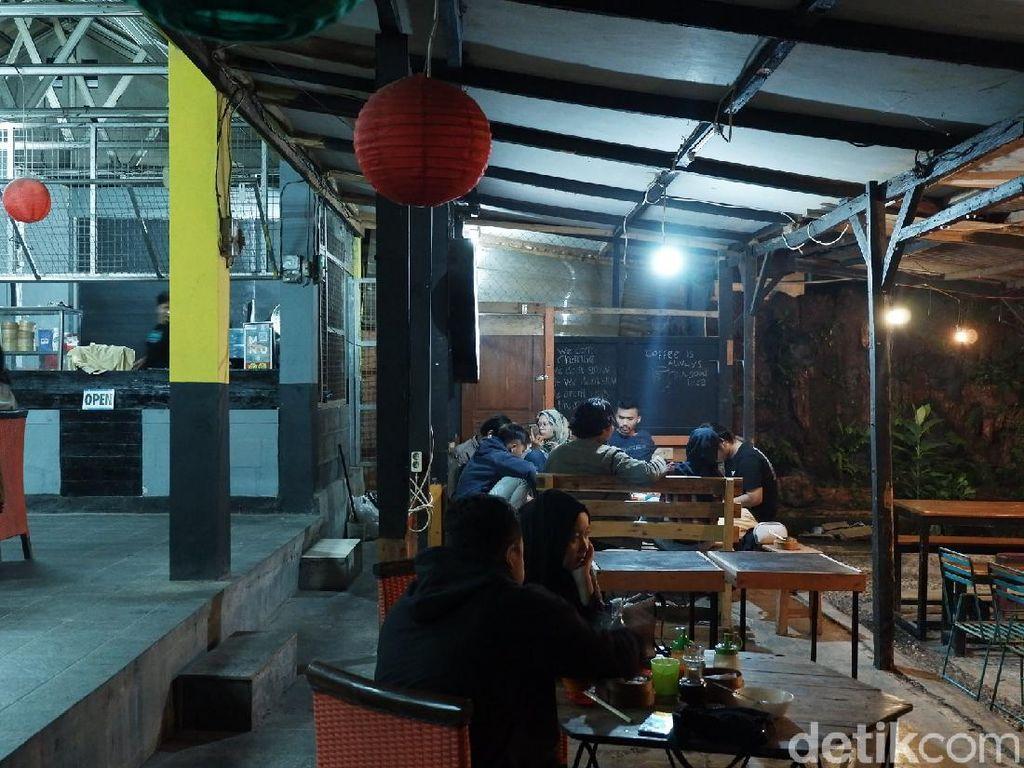 Butuh Rekomendasi Tempat Nongkrong di Bandung Timur, Coba ke Sini