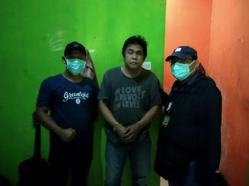 Kejagung Tangkap Buron Kasus Korupsi Pembangunan Gedung UIN Jambi Rp 12,8 M